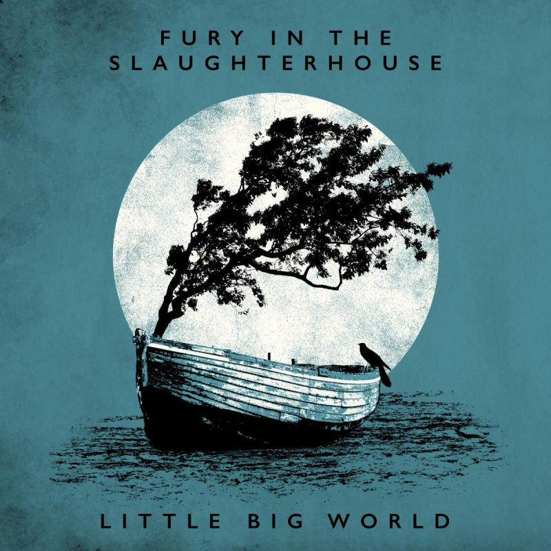 "Fury In The Slaughterhouse - ""Little Big World – Live & Acoustic"" (Starwatch Entertainment/Sony Music)"