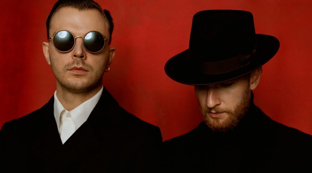 "Hurts - ""Desire"" (Sony Music)"