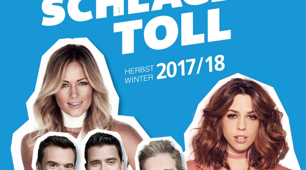 "Various Artists - ""Ich Find Schlager Toll - Herbst/Winter 2017/18"" (Polystar/Universal)"