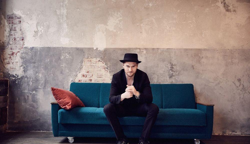 """Johannes Oerding - """"Kreise"""" (2017 - Sony Music/Foto Credit: Marcel Schaar)"""