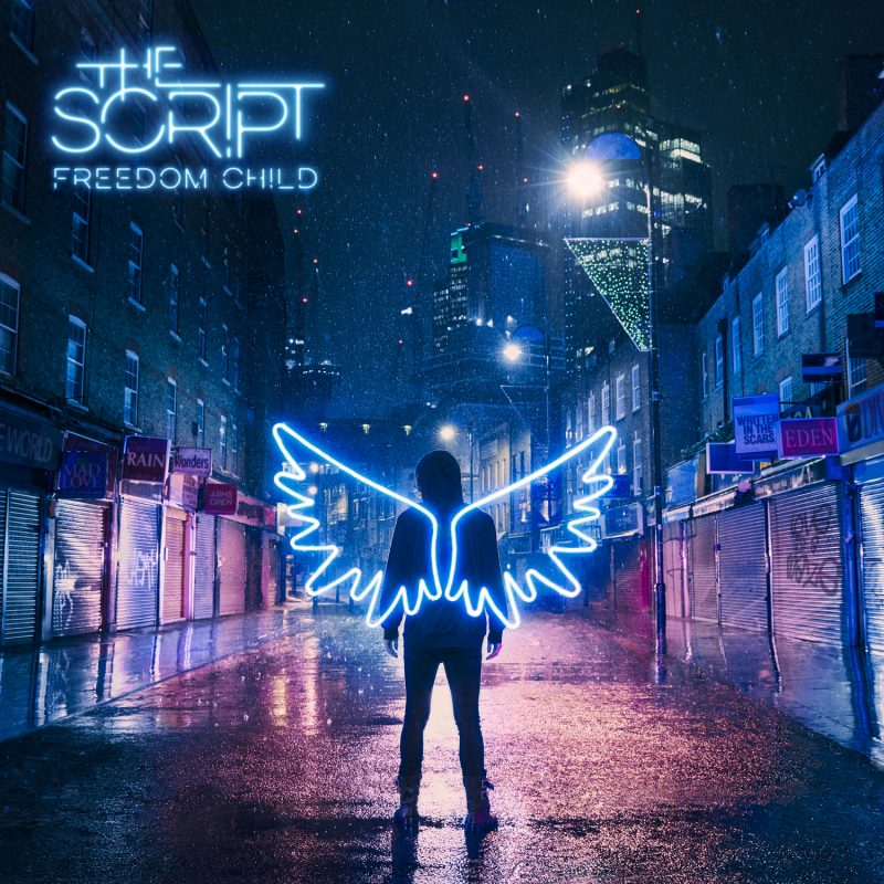 "The Script - ""Freedom Child"" (Columbia/Sony Music)"