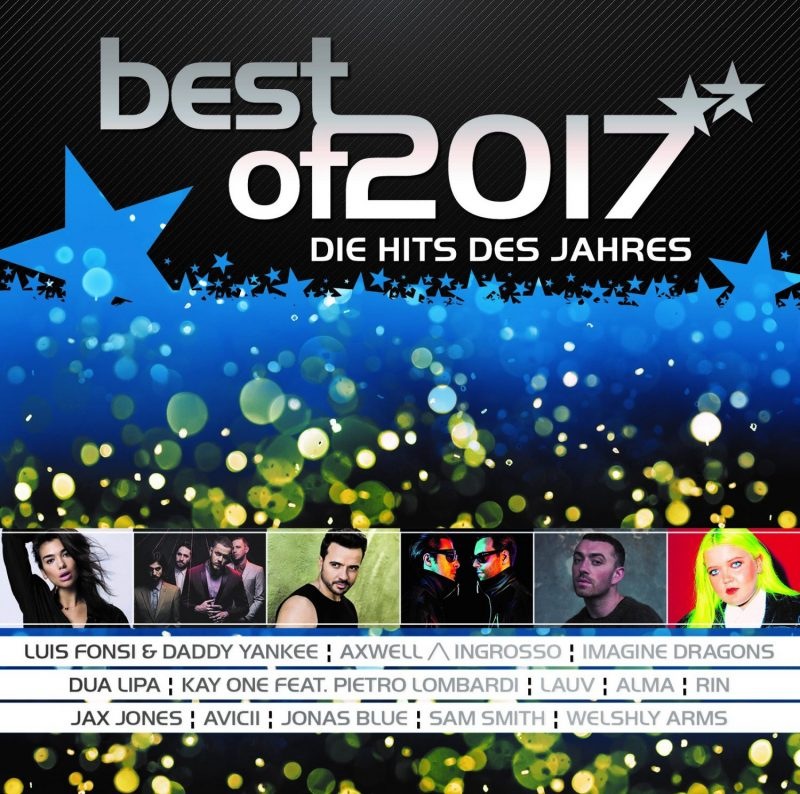 "Various Artists – ""Best Of 2017 – Die Hits Des Jahres"" (Polystar/Universal)"