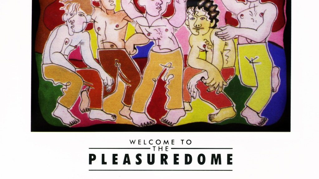 "Frankie Goes To Hollywood - ""Welcome To The Pleasuredome - The Art Of The Album Deluxe Edition"" (BMG/ADA)"