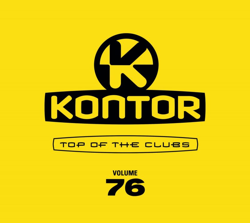 "Various Artists – ""Kontor Top Of The Clubs Vol. 76"" (Kontor Records)"