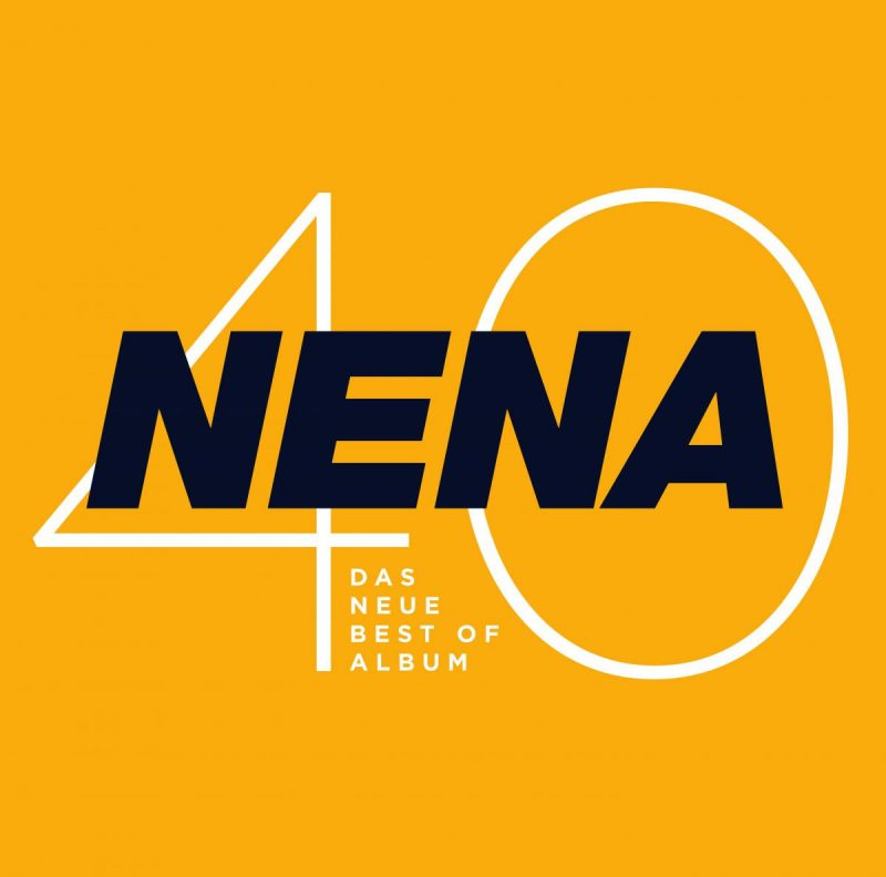 "Nena - ""NENA 40 – Das Neue Best Of Album"" (Sony Music Catalog/Sony Music)"