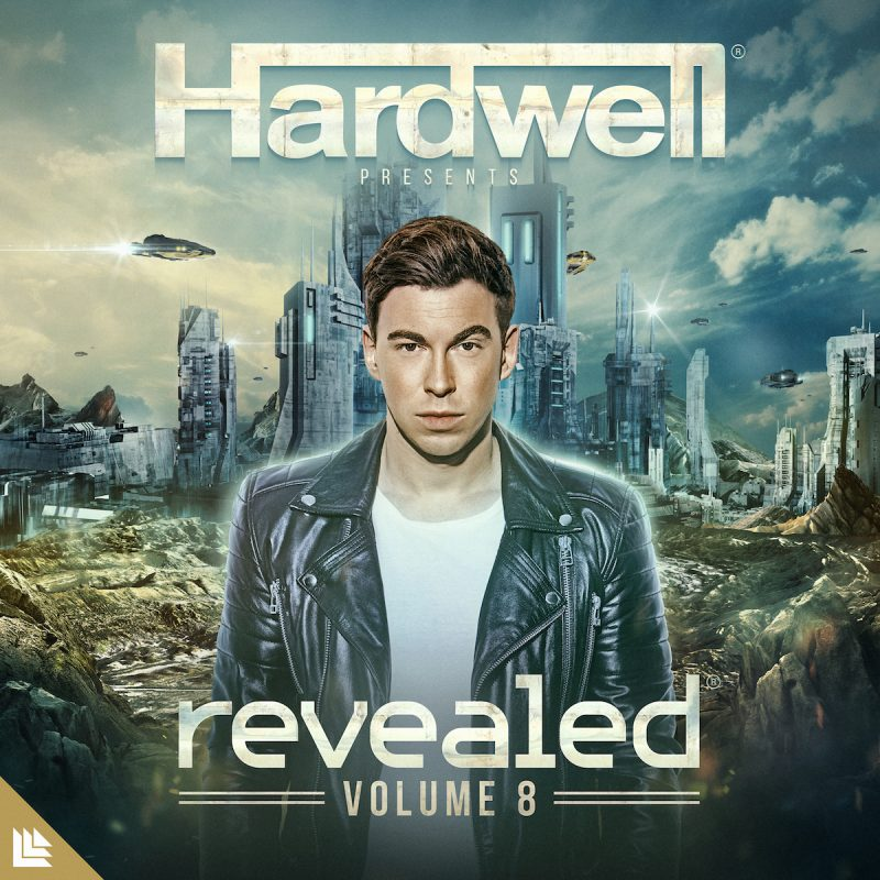 "Various Artists – ""HARDWELL PRESENTS REVEALED VOLUME 8"" (Kontor Records/Edel)"