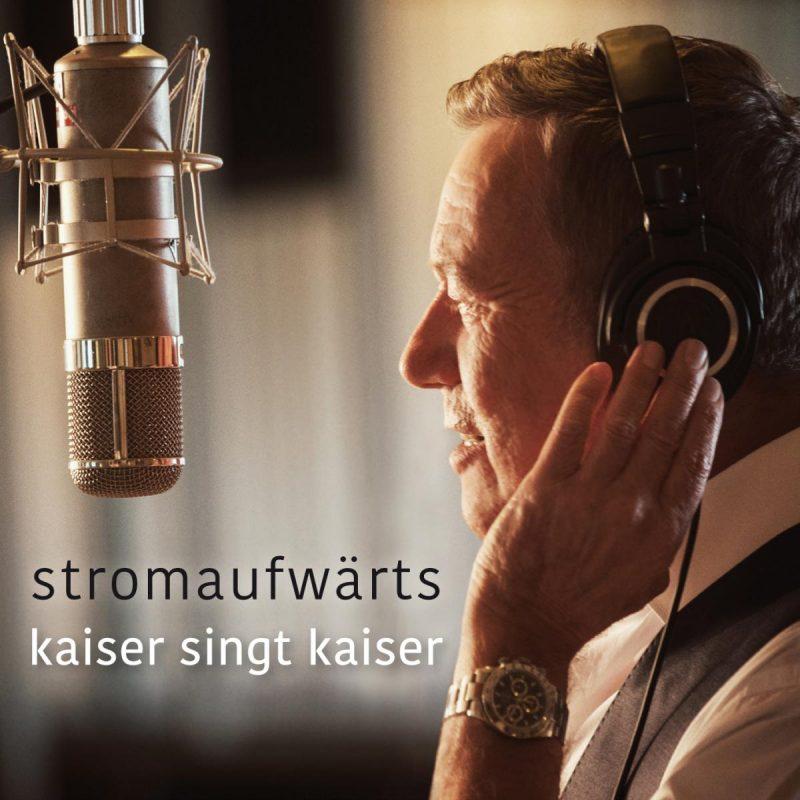 "Roland Kaiser - ""Stromaufwärts – Kaiser Singt Kaiser"" (RCA/Sony Music)"