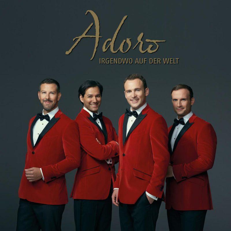 """Adoro – """"Irgendwo Auf Der Welt"""" (BMG Rights Management/Warner)"""