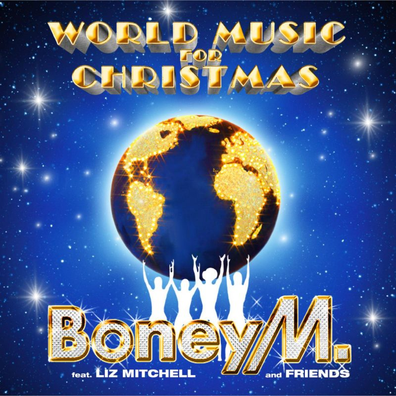 "Boney M. - ""World Music For Christmas"" (Sony Music)"