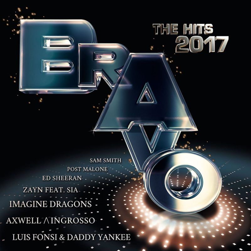 "Various Artists - ""Bravo - The Hits 2017"" (Polystar/Universal)"