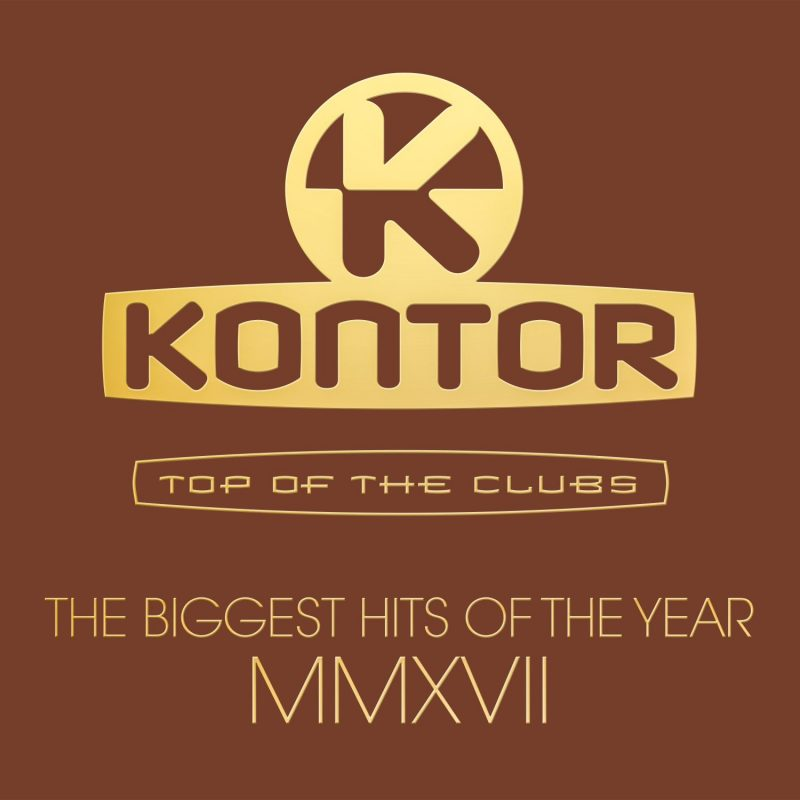"Various Artists – ''Kontor Top Of The Clubs – The Biggest Hits Of The Year MMXVII"" (3CDs -Kontor Records)"