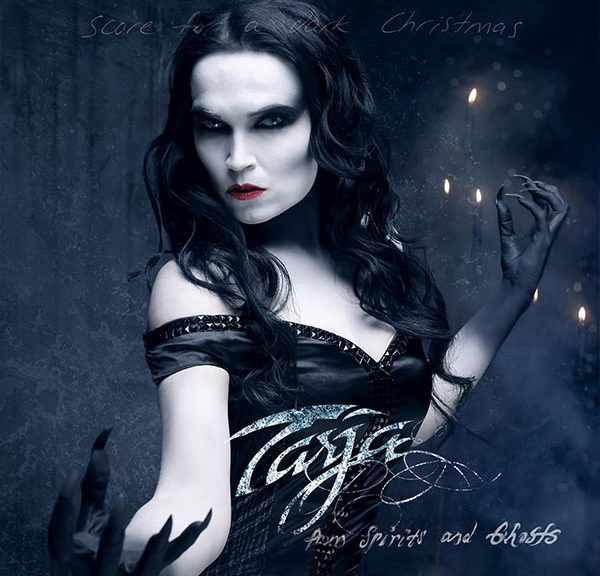 "Tarja - ""From Spirits And Ghosts (Score For A Dark Christmas)"" (earmusic/Edel)"