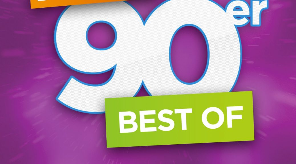 "Various Artists – ""Die Mega 90er – Best Of "" (Control/Edel)"