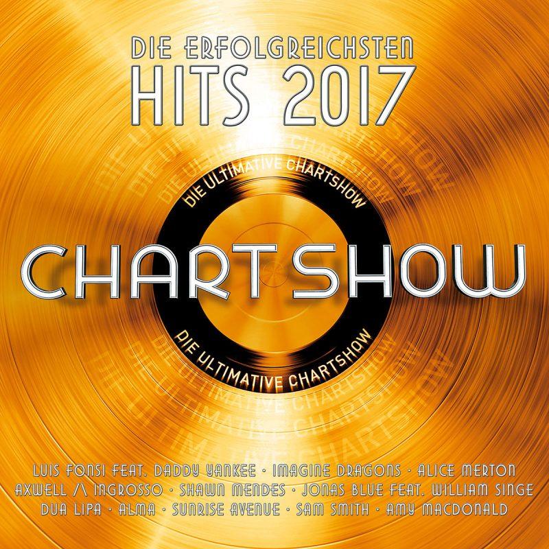 "Various Artists – ""Die Ultimative Chartshow – Die Erfolgreichsten Hits 2017"" (Polystar/Universal)"