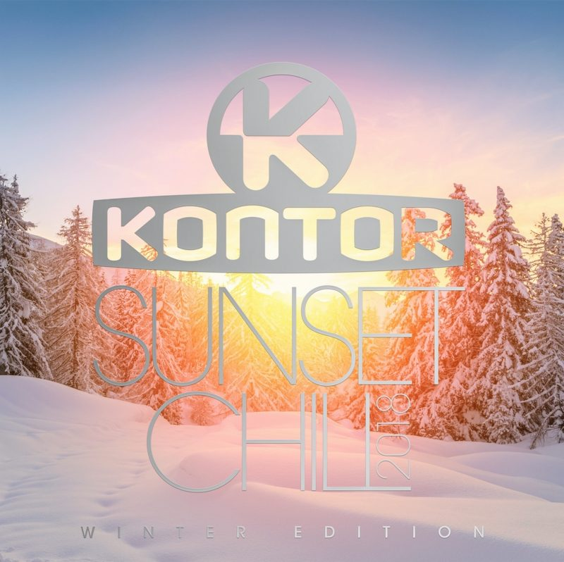 "Various Artists - ""Kontor Sunset Chill 2018 – Winter Edition'' (Kontor Records)"