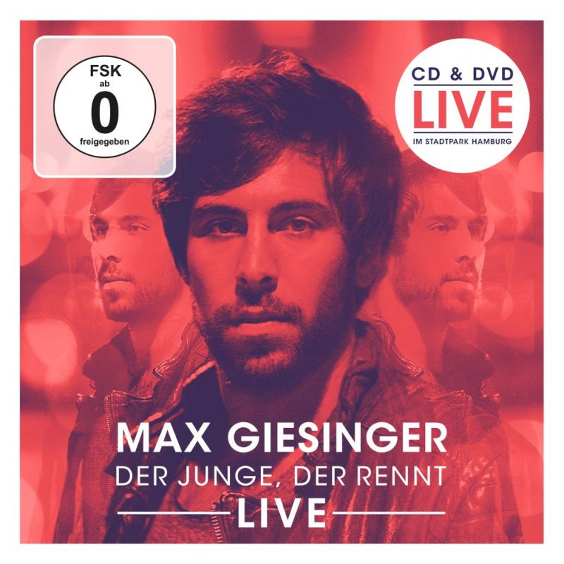 "Max Giesinger - ""Der Junge, Der Rennt (Live)"" (BMG Rights Management/Sony Music)"