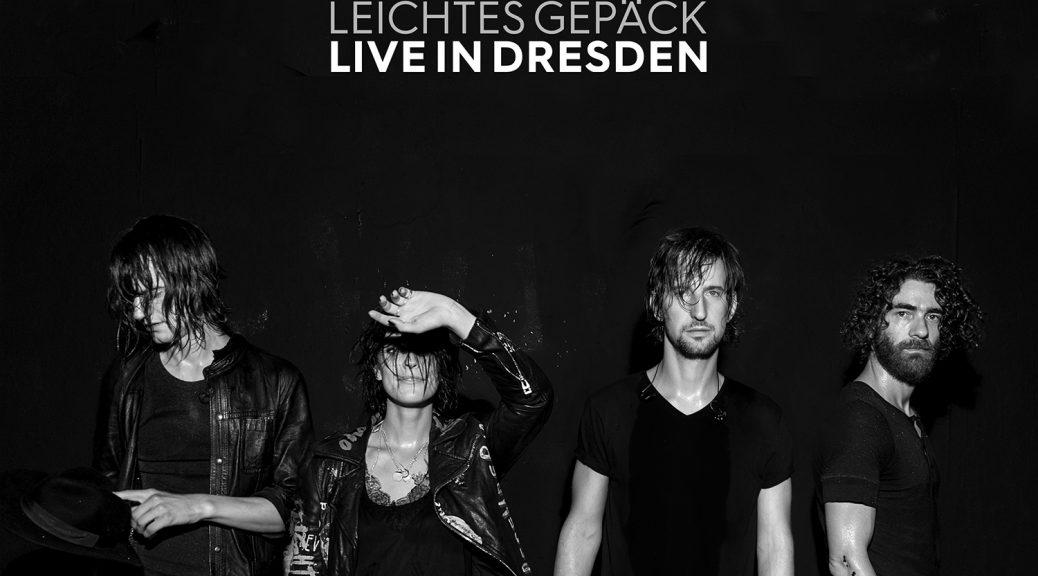 """Silbermond – """"Leichtes Gepäck – Live In Dresden"""" (Verschwende Deine Zeit/Sony Music)"""