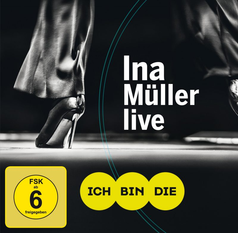 "Ina Müller – ""Ich Bin Die - Live"" (Columbia/Sony Music)"