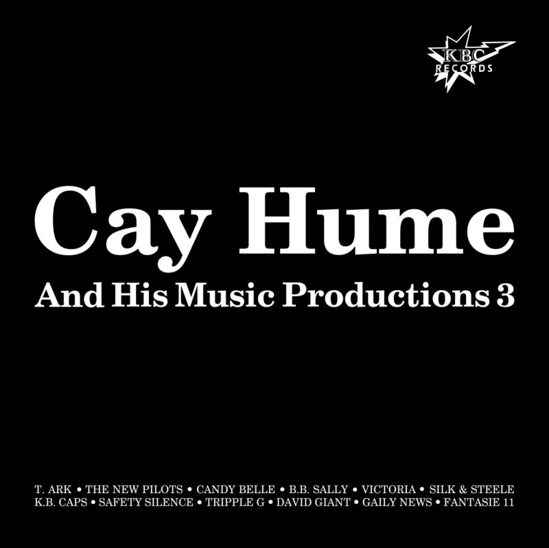 "Cay Hume – ""Cay Hume & His Music Productions 3"" (Pokorny Music Solutions)"