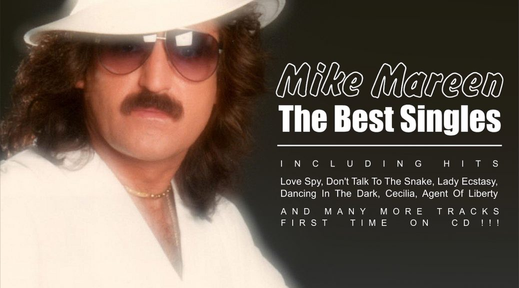 "Mike Mareen – ""The Best Singles"" (Pokorny Music Solutions/Alive)"