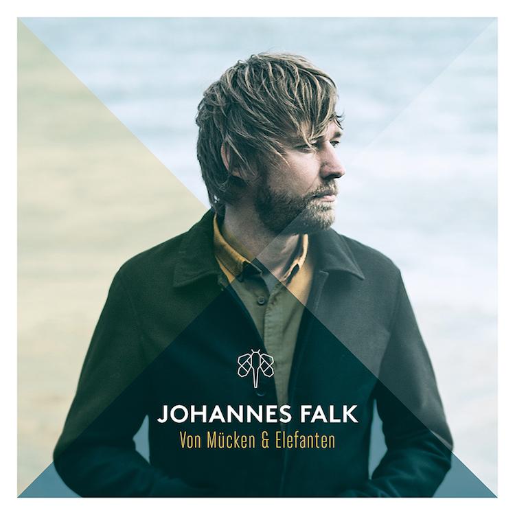 """Johannes Falk - """"Von Mücken und Elefanten"""" (Columbia/Sony Music)"""