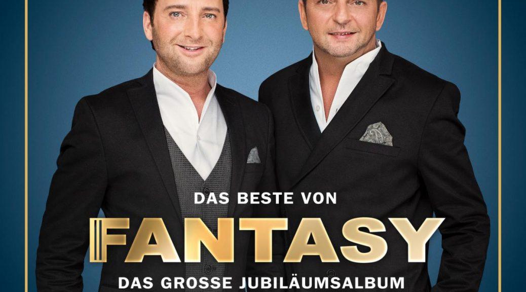 """Fantasy - """"Das Beste Von Fantasy"""" (Ariola/Sony Music)"""