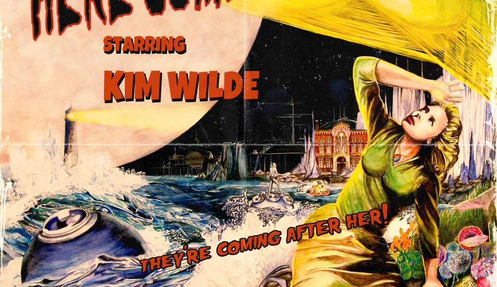 "Kim Wilde - ""Here Come The Aliens"" (Earmusic/Edel)"