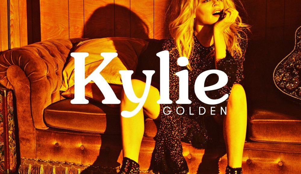 "Kylie Minogue - ""Golden"" (BMG Rights Management/Warner)"