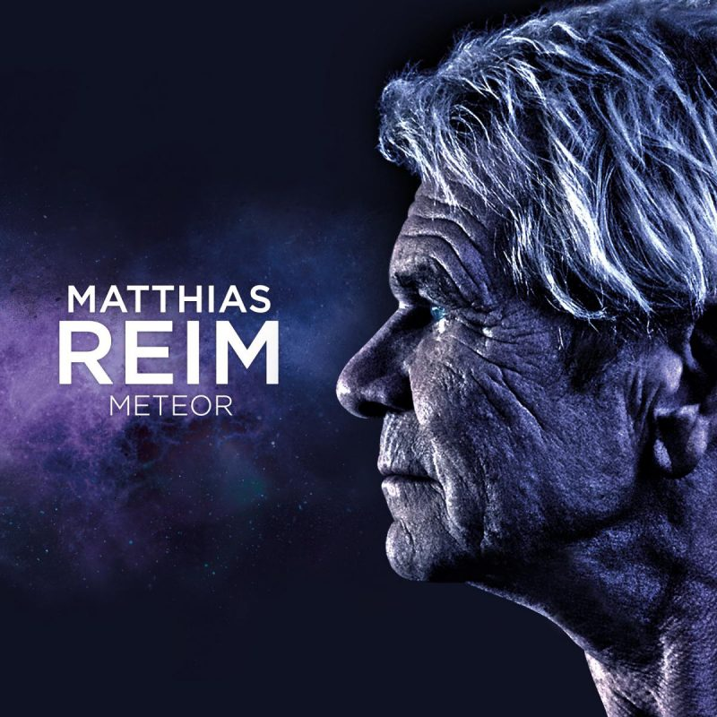 "Matthias Reim - ""Meteor"" (RCA Records/Sony Music)"