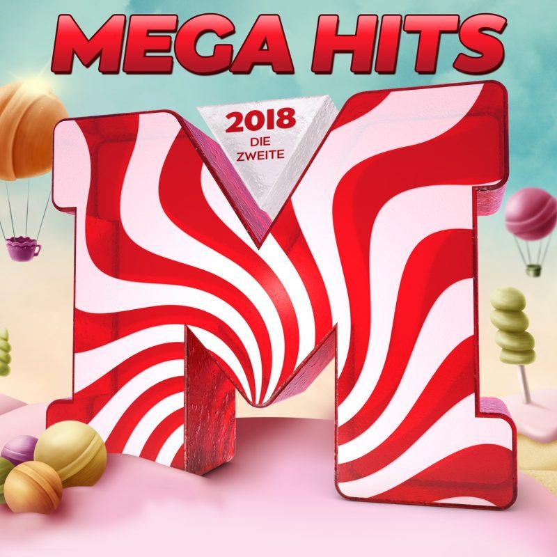 """Various Artists """"Mega Hits 2018 – Die Zweite"""" (Polystar/Universal)"""