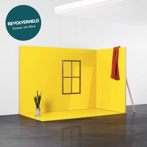 "Revolverheld - ""Zimmer Mit Blick"" (Columbia/Sony Music)"