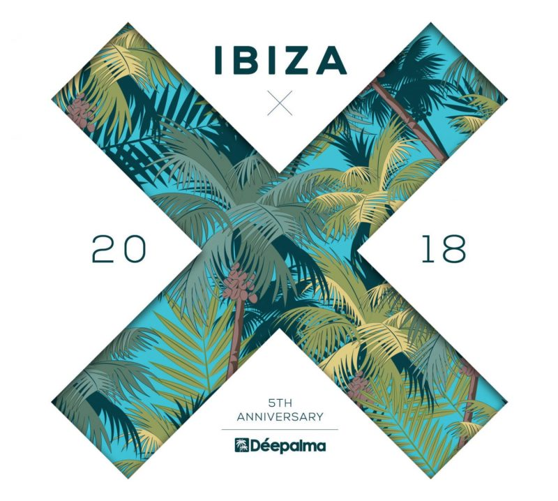 "Various Artists – ""Déepalma Ibiza 2018 - 5th Anniversary"" (Déepalma Records/SPV)"