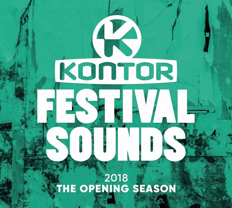 "Various Artists ""Kontor Festival Sounds 2018 -The Opening Season"" (Kontor Records/Edel)"