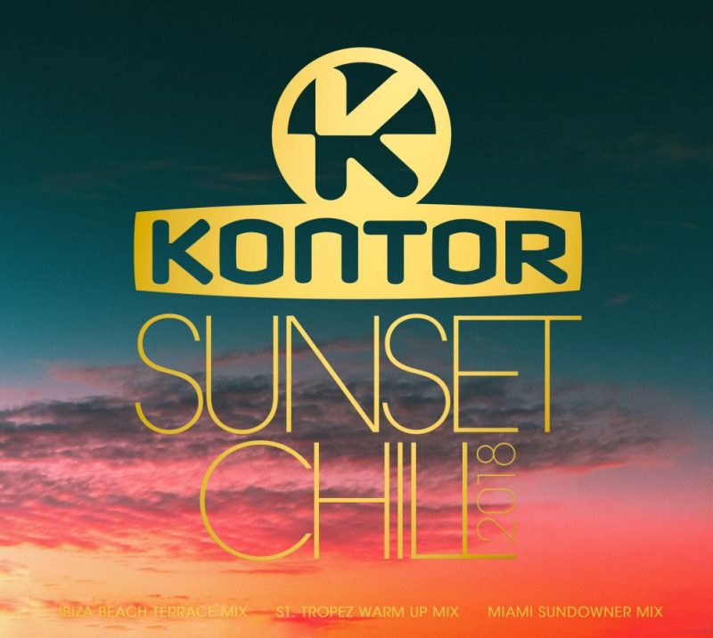 "Various Artists - ""Kontor Sunset Chill 2018"" (Kontor Records/Edel)"