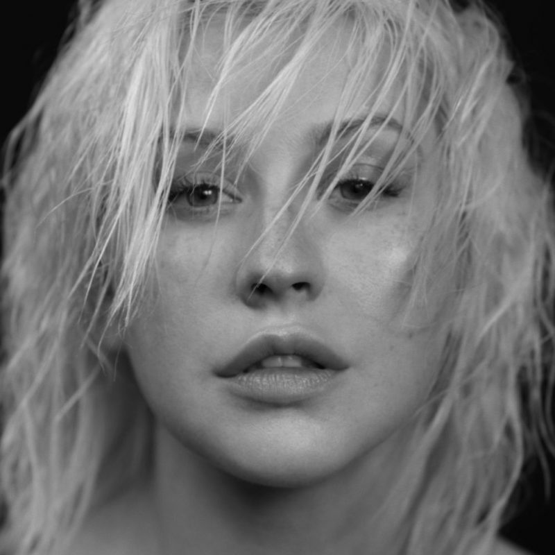 "Christina Aguilera - ""Liberation"" (RCA/Sony Music)"
