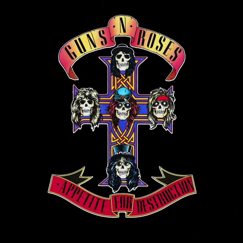 "Guns N' Roses - ""Appetite For Destruction"" (Geffen/Universal)"