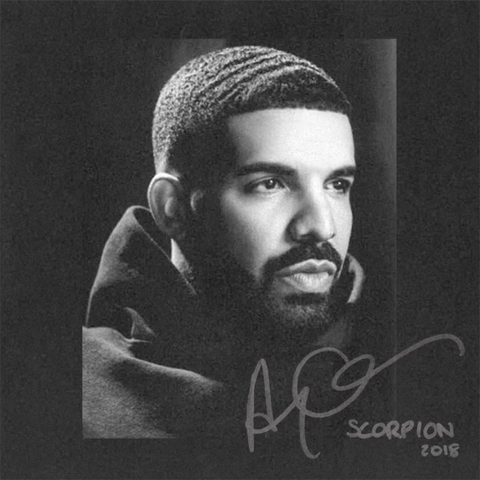 "Drake - ""Scorpion"" (Republic/Universal Music)"