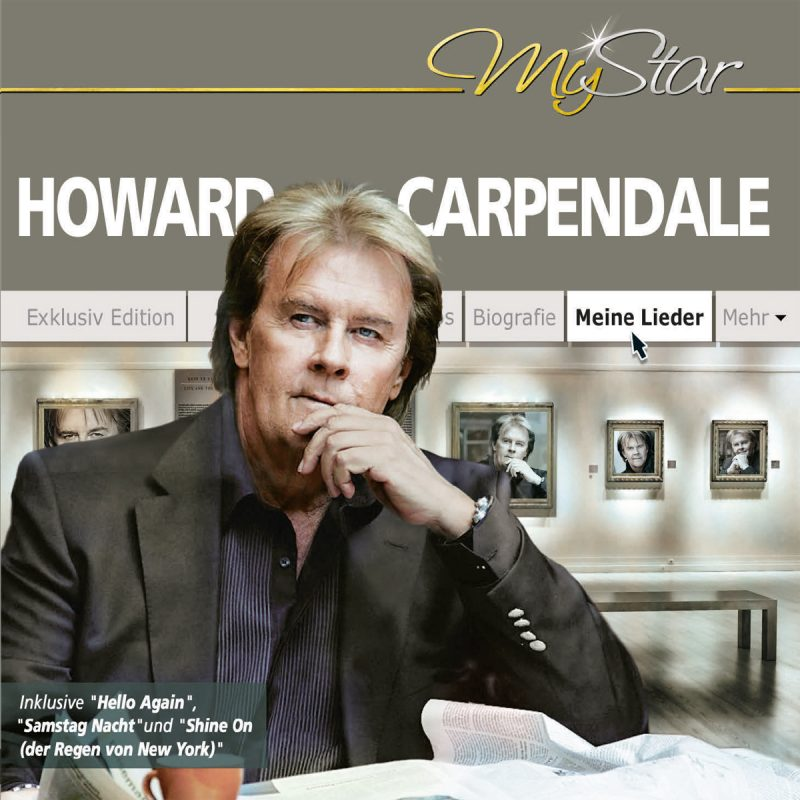 "Howard Carpendale - ""My Star"" (Da Records/Da Music)"