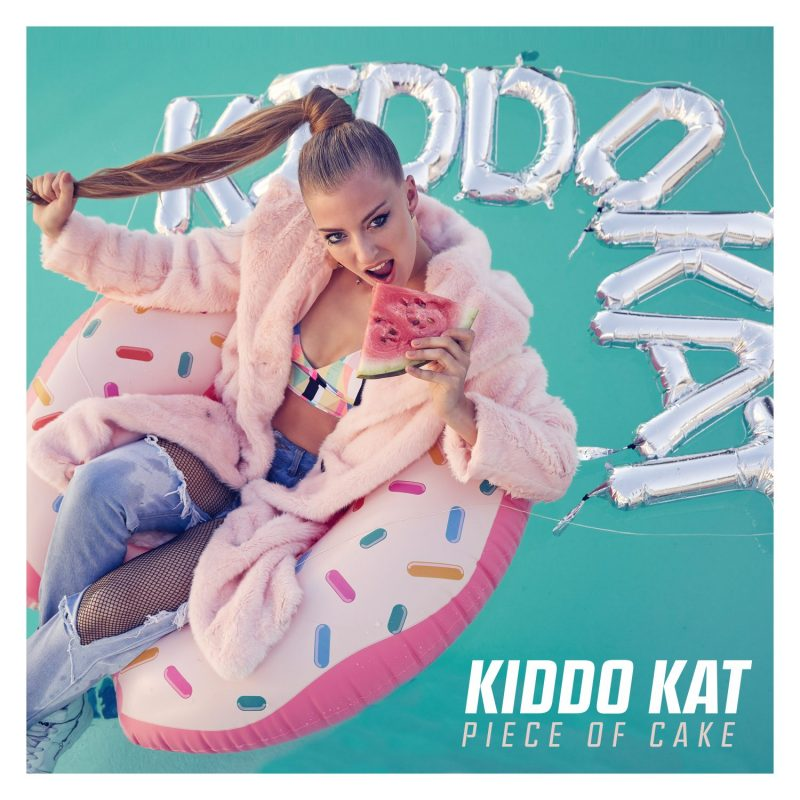 "Kiddo Kat - ""Piece Of Cake"" (Record Jet/Soulfood)"