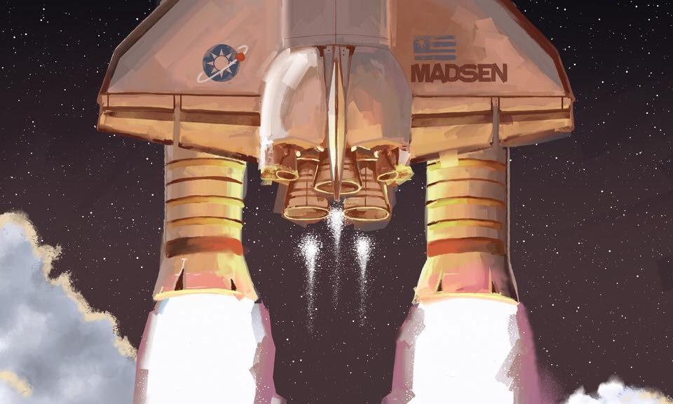 """Madsen – """"Lichtjahre"""" (Arising Empire/Warner)"""