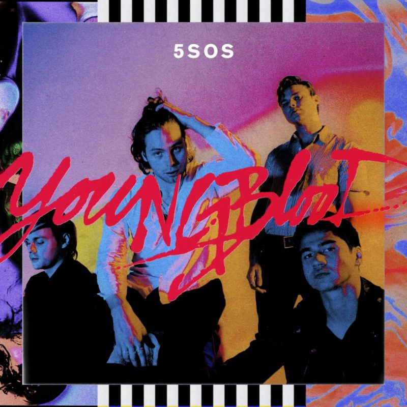 "5 Seconds Of Summer - ""Youngblood"" (Capitol/Universal)"