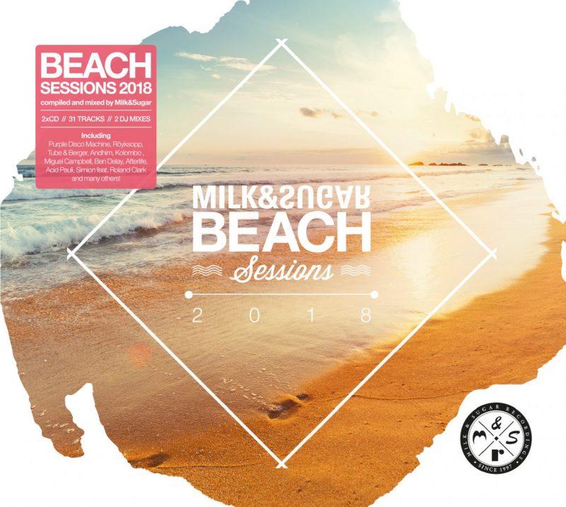 "Various Artists – ""Milk & Sugar – Beach Sessions 2018"" (Milk & Sugar Records/SPV)"