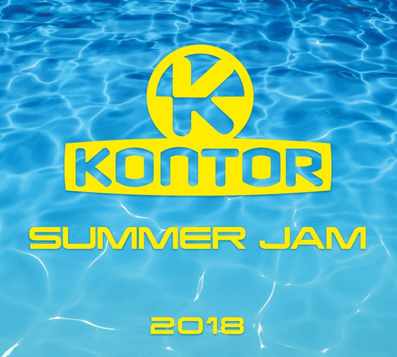 "Various Artists – ""Kontor Summer Jam 2018"" (Kontor Records)"