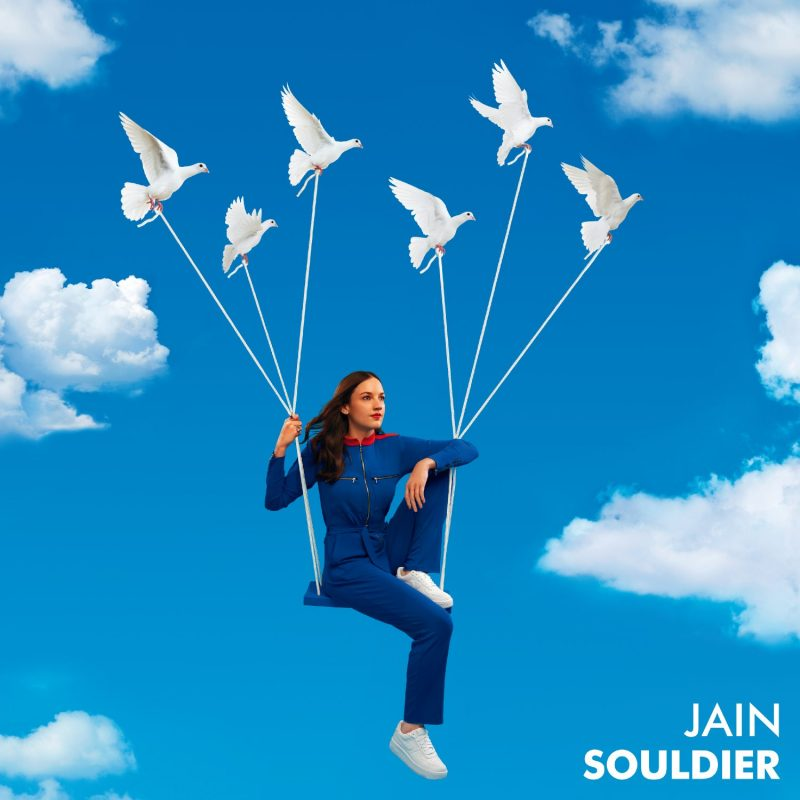 "Jain - ""Souldier"" (Columbia/Sony Music)"