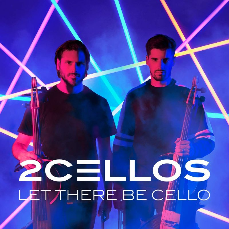 "2Cellos - ""Let There Be Cello"" (Masterworks/Sony Music)"