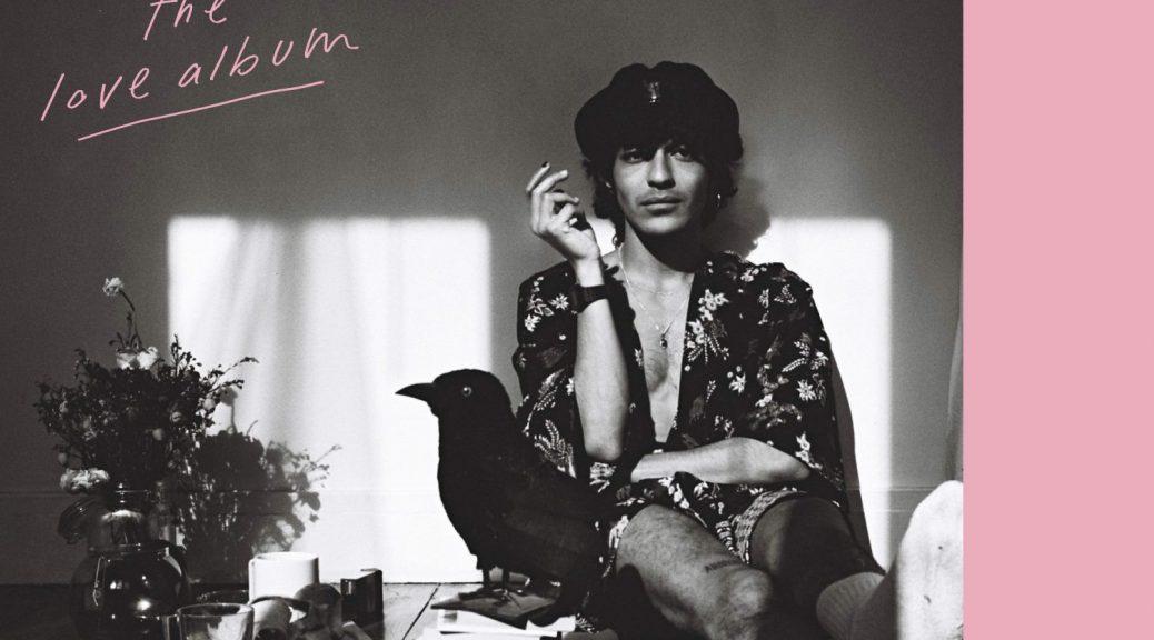 """Adam Naas - """"The Love Album"""" (Mercury/Universal Music)"""