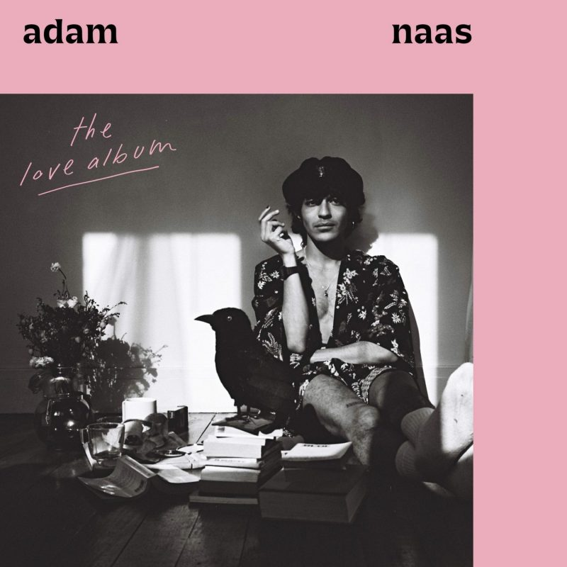 "Adam Naas - ""The Love Album"" (Mercury/Universal Music)"