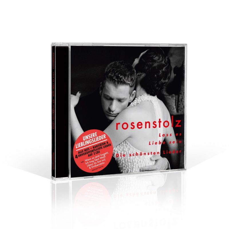 """Rosenstolz - """"Lass Es Liebe Sein – Die Schönsten Lieder"""" (Island/Universal)"""
