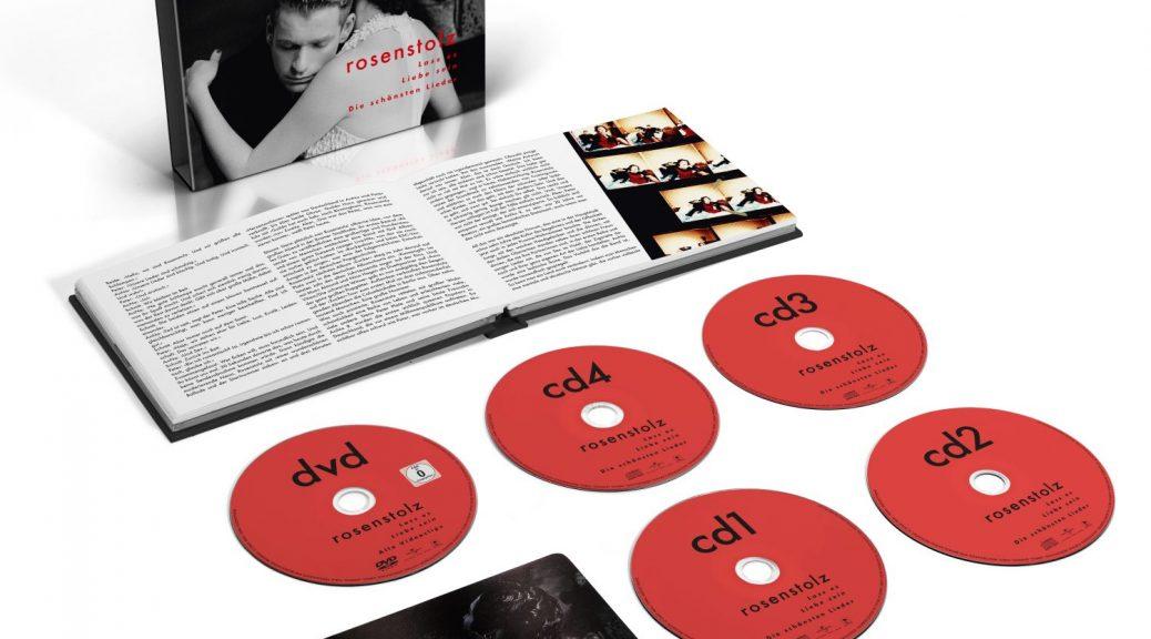 """Rosenstolz - """"Lass Es Liebe Sein – Die Schönsten Lieder"""" (Deluxe Edition - Island/Universal)"""