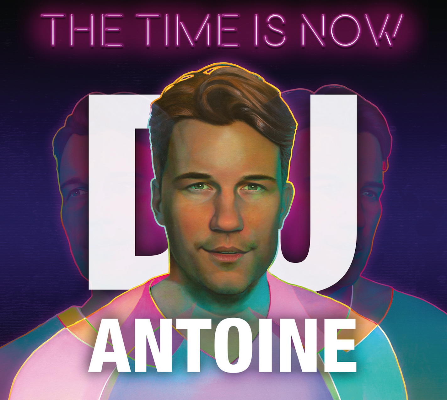 "DJ Antoine - ""The Time Is Now"" (Kontor Records/Edel)"